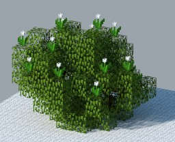 Malosma Laurina (Shrub) Minecraft