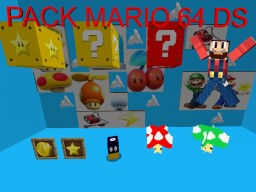 [1.9] Mario 64 DS Pack [With sounds]