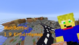 MOB BATTLE 1.9 Minecraft Map & Project