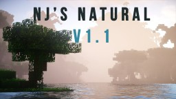 NJ's Natural 128x V1.1 Minecraft Texture Pack