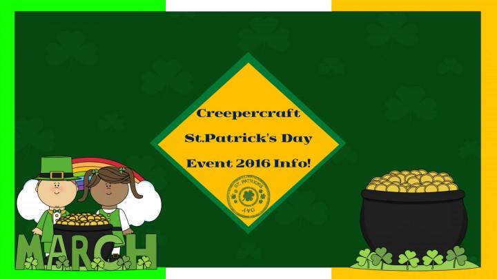 St.Patricks Day Event