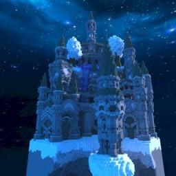 Piarnia  - Ice Castle  (Plot) Minecraft Project