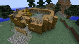 Slave Camp Minecraft Map & Project