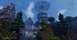 ۝ The place of Earth ۝ Minecraft Map & Project