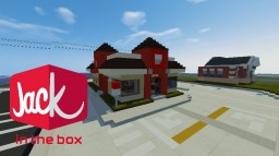 Jack In The Box Interior | Palmdale | Operation Realism Minecraft Map & Project