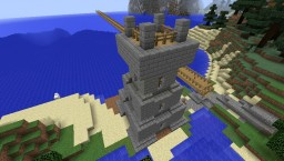 Small Tower Minecraft