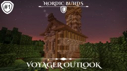 Voyager's Outlook (Nordic Build #1) Minecraft Map & Project