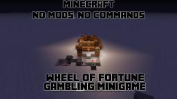 Wheel of Fortune - Gambling Minigame (Original Design!) Minecraft Blog