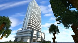 Eclipse tower   Apartments Minecraft Map & Project