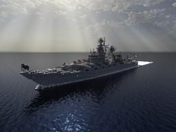 Slava-class cruiser (Project 1164 Atlant) Minecraft Map & Project
