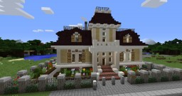 Dire Hill - Victorian house 2 Minecraft Map & Project