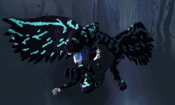 Acnologia, King of Dragons Minecraft Map & Project