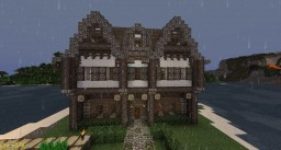 Old World Cottage Minecraft Map & Project
