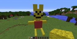 The Pooh Bear Minecraft Map & Project