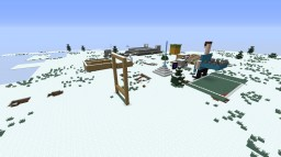 big world Minecraft Map & Project