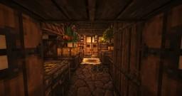 Speed Interiors #5 ~ Storage Minecraft Map & Project