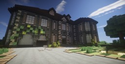 My 1st Mansion on WoK - blast to the past Minecraft Map & Project
