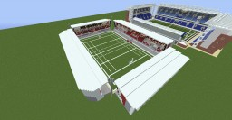 Kingspan Stadium (Ulster Rugby) Minecraft Map & Project