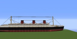 R.M.S. Queen Mary Minecraft Map & Project