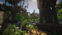 Sentinal Stand - Medieval Plot Minecraft Project