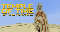 The Temple of Time - Desert Detour Solo Contest Minecraft Map & Project
