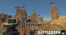 Stamford Castle [Survival] Minecraft Project