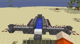 Short Range Tnt Cannon Minecraft Map & Project