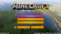 [MC-1.11] Dancing Life -v1.1.4- Animated and Stylized w/ 3D models Minecraft Texture Pack