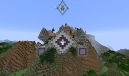 Cubic Altar Survival spawn 1.9 Minecraft Map & Project