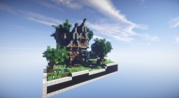 Steampunk-Project Minecraft Map & Project