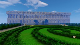 Royal Palace based on Versailles Minecraft Project