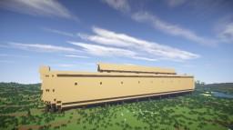 Noah's Ark Minecraft Map & Project