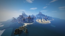 Medieval Island [Download] ! Minecraft Map & Project