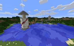 That Little Village Minecraft Map & Project