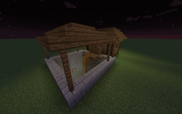 Simple mine with ladder Minecraft Map & Project