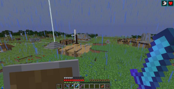 Vanilla Survival World Version 2 Minecraft Project