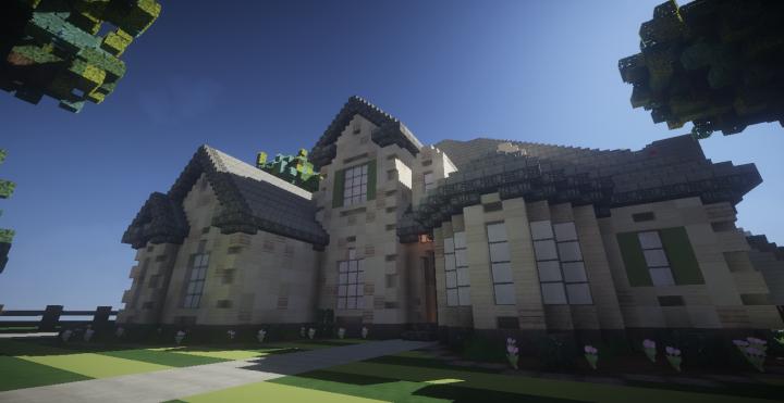 american chateau