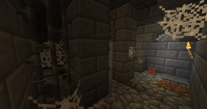 The hidden dungeon.