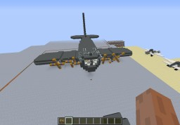 Boeing 377 for my dad! Minecraft Map & Project