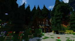[Minigame / PvP Map] The Resonant Forest (Download) Minecraft Map & Project
