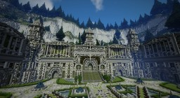 [Spawn / Hub] White is the New Gold Minecraft Project