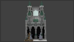 Gate to Heaven Minecraft Map & Project