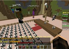 Survivor Minecraft Map & Project