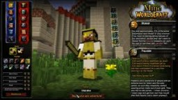 Earth of The Legends  RPG Minecraft Map & Project