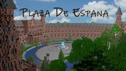 Plaza de España Minecraft Map & Project