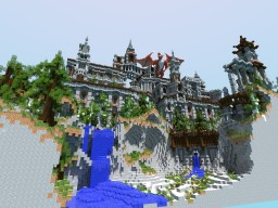 Large Structure - plot Minecraft Map & Project