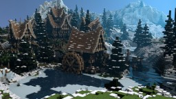 Silver Creek - Epic Nordic Village Minecraft Project