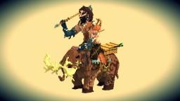 Prehistoric Mammoth Minecraft Project