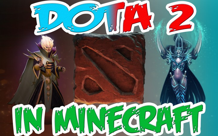 Dota 2 minecraft map minecraft project dota 2 minecraft map gumiabroncs Image collections