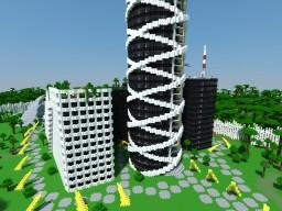 Fusion Erde X Hotel Minecraft